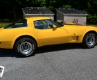 1979 Corvette Custom Stripe