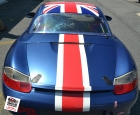 1999 Porsche Boxster - Racing Stripes
