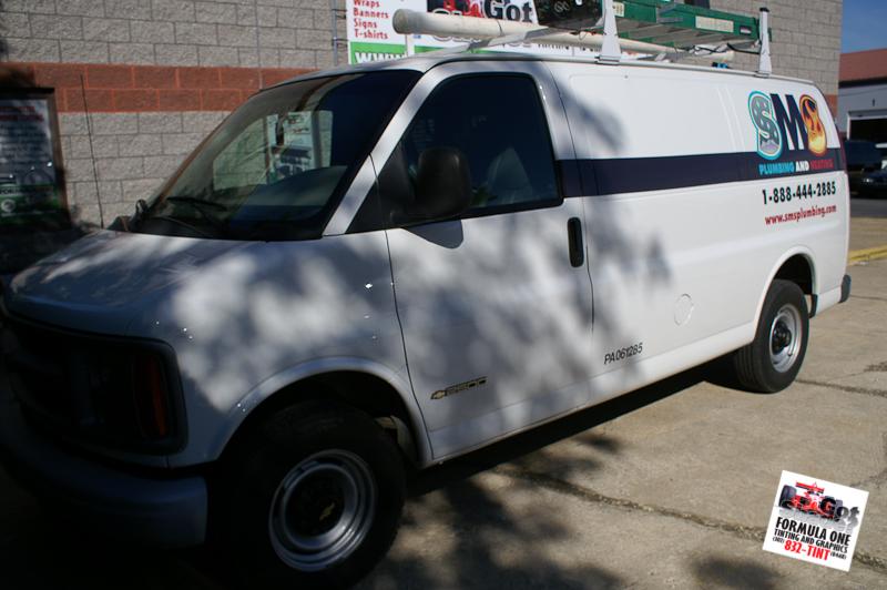 2000 Chevy Express Sms Gotshade