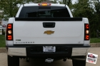 30mil tail light tint installed