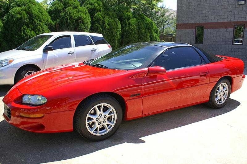 2001 Chevrolet Camaro Z28 | Gotshade