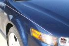 Custom designed and cut vinyl stripe installed