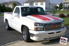 2006 Chevrolet Silverado - Stripes