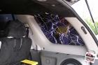 30mil headlight tint installed