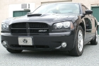 2008 Dodge Charger Black Hornet