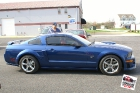 2008 Ford Mustang - Blue