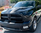2010 Dodge Ram - Custom Stripes and Bumper Wrap