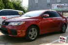 2010 Kia Forte Koup - Red
