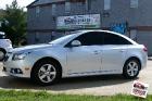 2011 Chevrolet Cruze - Silver