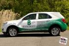 2012 Chevrolet Equinox - Bancroft Construction