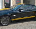2012 Shelby GT500 - Custom Stripes