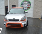 2013 Kia Soul - Orange Paint Wrap
