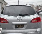 2014 Buick Enclave - Pinstripe and Decal