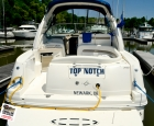 Boat Lettering - Top Notch