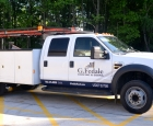 G Fedale 2008 Ford F-450