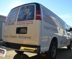 Independence School - Van Wrap