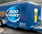 NKS Trailer - Bud Light Decals
