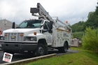 PSC Bucket Truck - Wrap