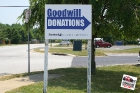 Sign - Goodwill