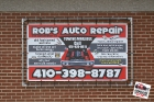 Sign - Robs Auto Repair