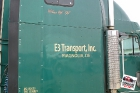 Tractor - E3 Transport
