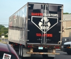 Wastemasters - Racing Trailer